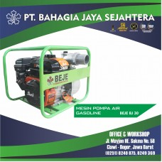 Mesin Pompa Air Gasoline